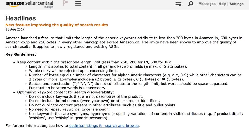 2017-08-18 Amazon new keywords rules