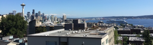 Seattle Skyline ©2015 Rob Davies, eStack.com All rights reserved.